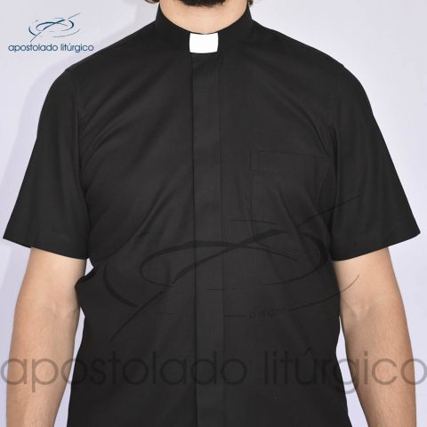 Camisa Confort Gola Clerical