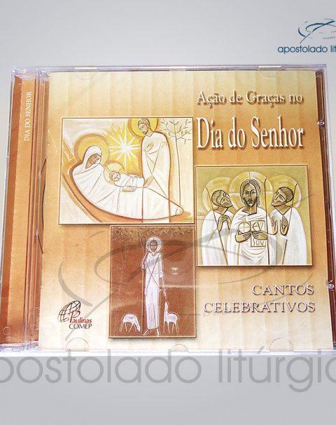 CD Ação de Graças no Dia do Senhor COD 05631-0000