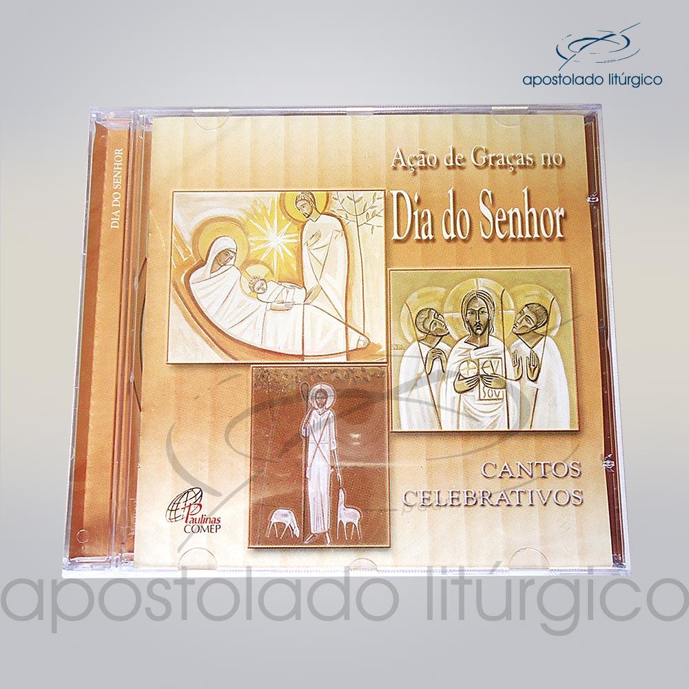 CD Acao de Gracas no Dia do Senhor COD 05631 0000 | Apostolado Litúrgico Brasil