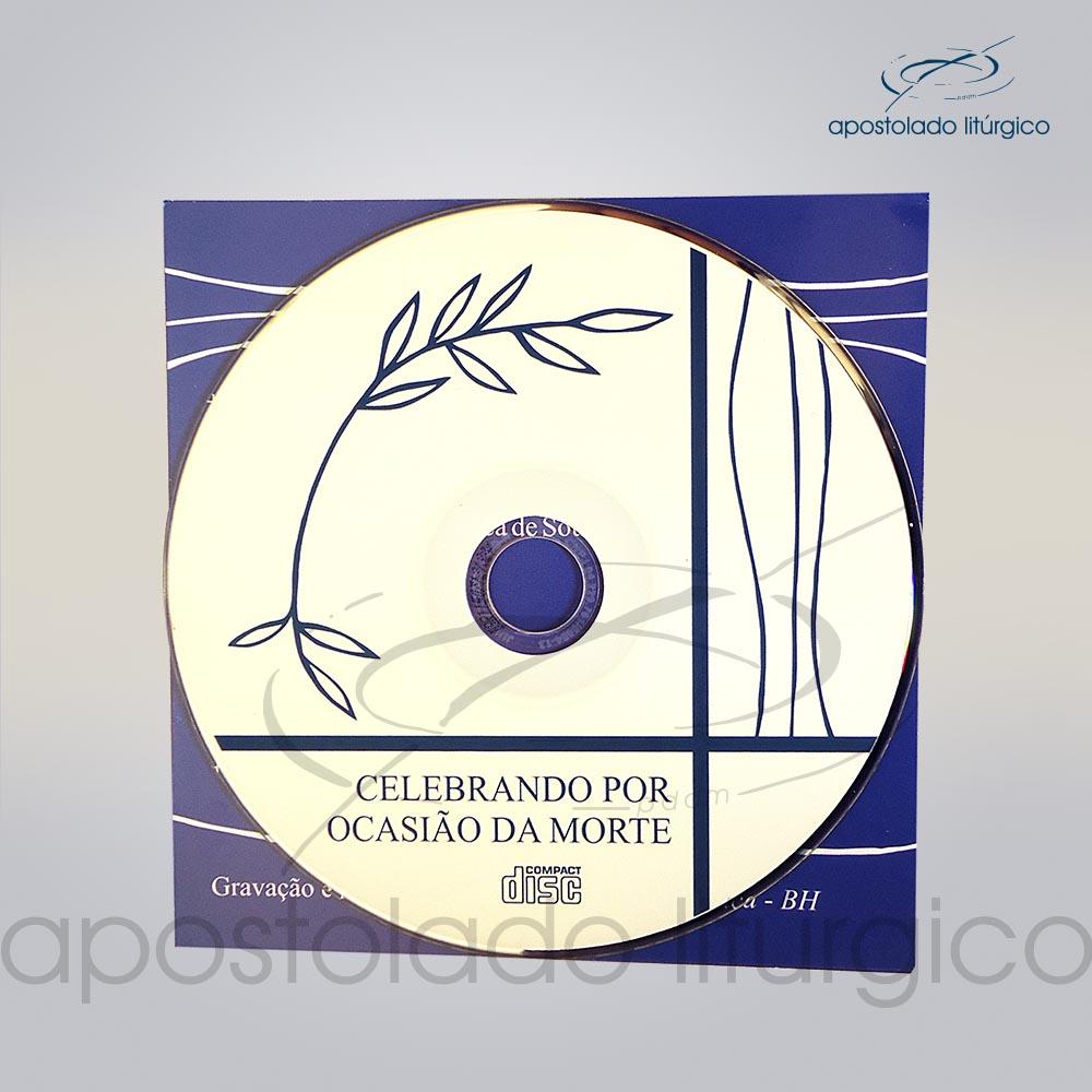 CD Celebrando Por Ocasião da Morte COD 5039 | Apostolado Litúrgico Brasil