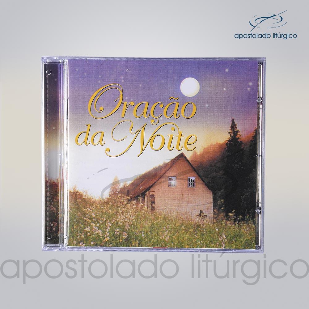 CD Oracao da Noite COD 5634 | Apostolado Litúrgico Brasil