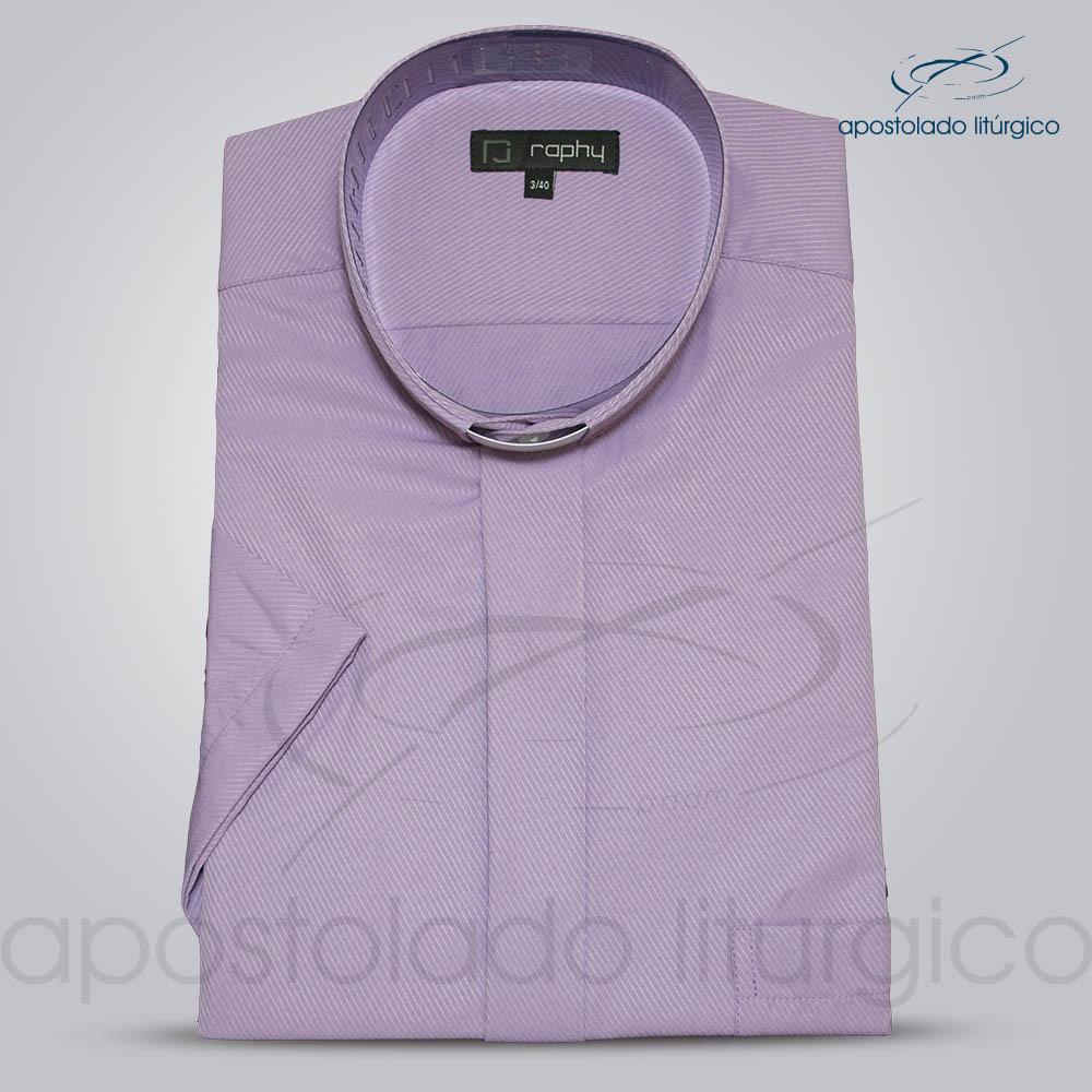 Camisa Cotton Mix Shark Manga Curta | Apostolado Litúrgico Brasil