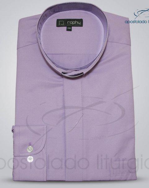 Camisa Cotton Mix Shark Manga Longa