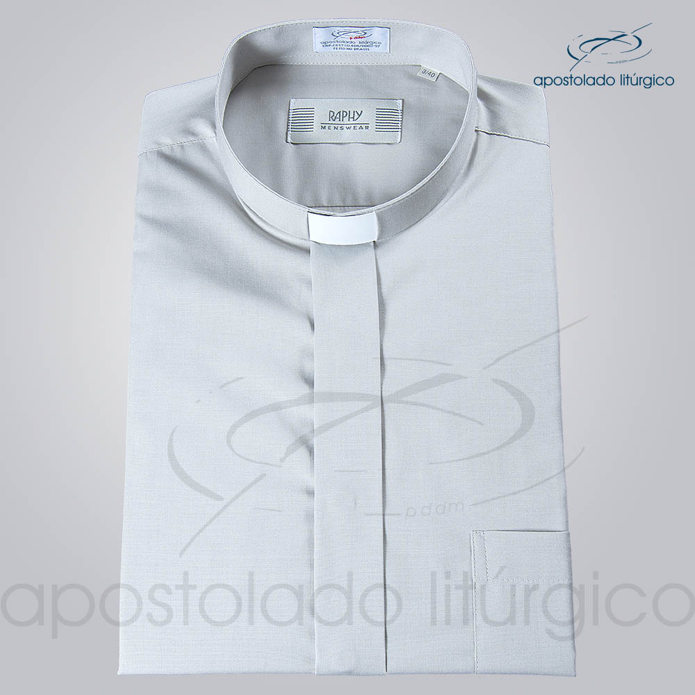 Camisa Natural Blend Brunei Manga Curta