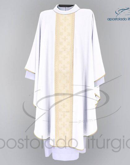 Casula Oxford Cruz Branca