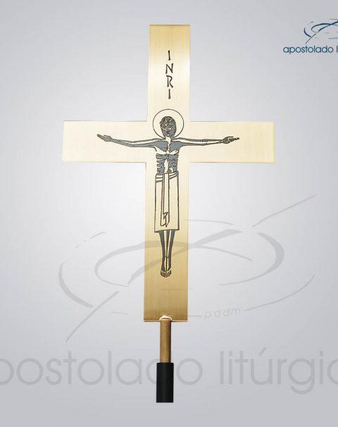 Cruz Processional Vida Detalhe Cruz – COD 6185