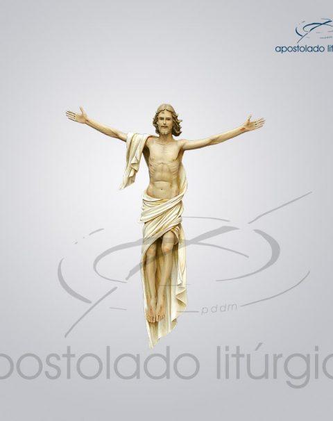 Imagem Cristo Ressuscitado 40 cm COD 4248