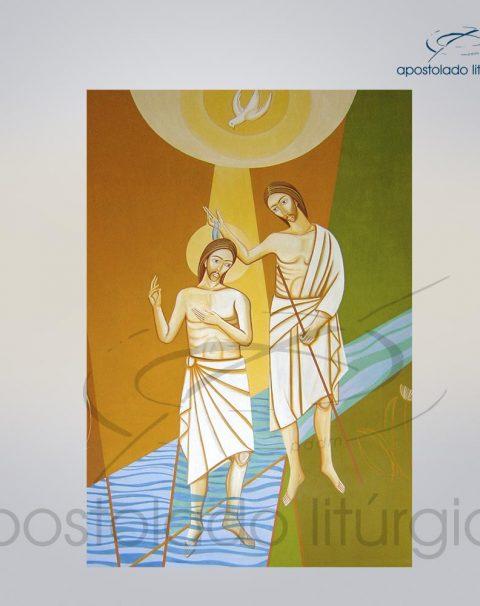 Lembrança para Batismo 11X8 cm frente cod 03052-0000