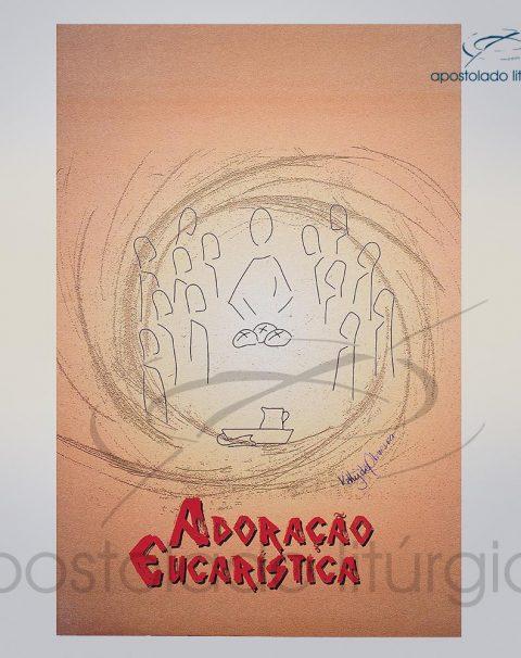 Livro Adoracao Eucaristica cod 05037-0000