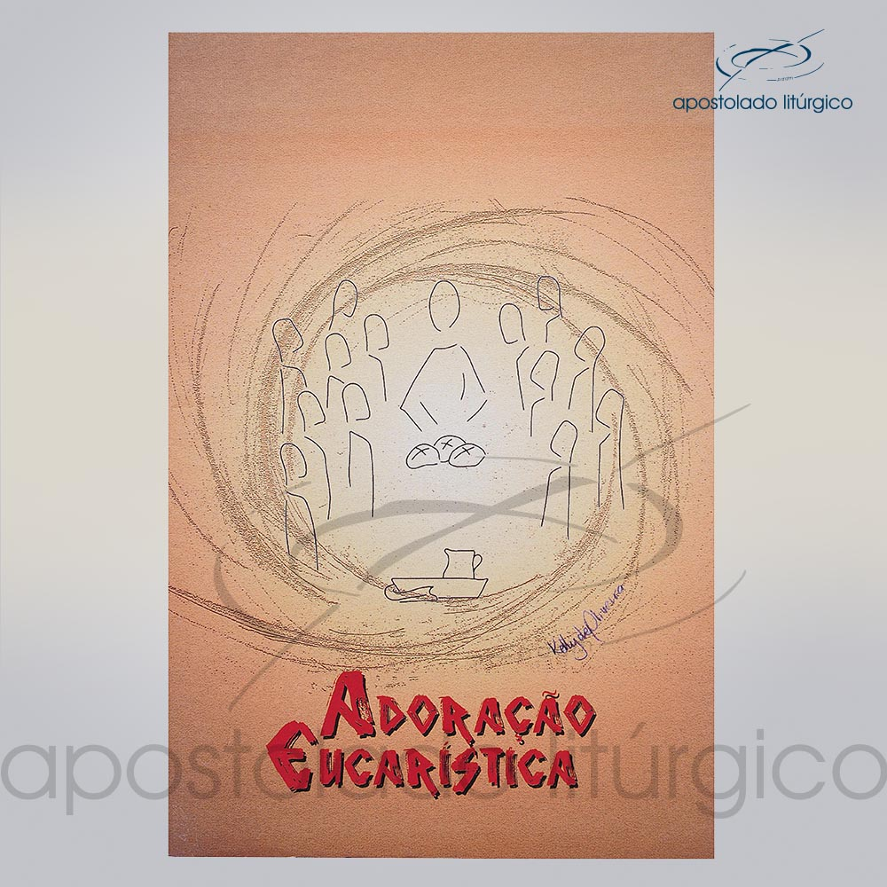 Livro Adoracao Eucaristica cod 05037 0000 1 | Apostolado Litúrgico Brasil