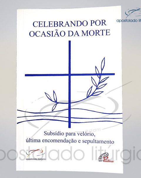 Livro Celebrando por Ocasiao da Morte COD 05038-0000