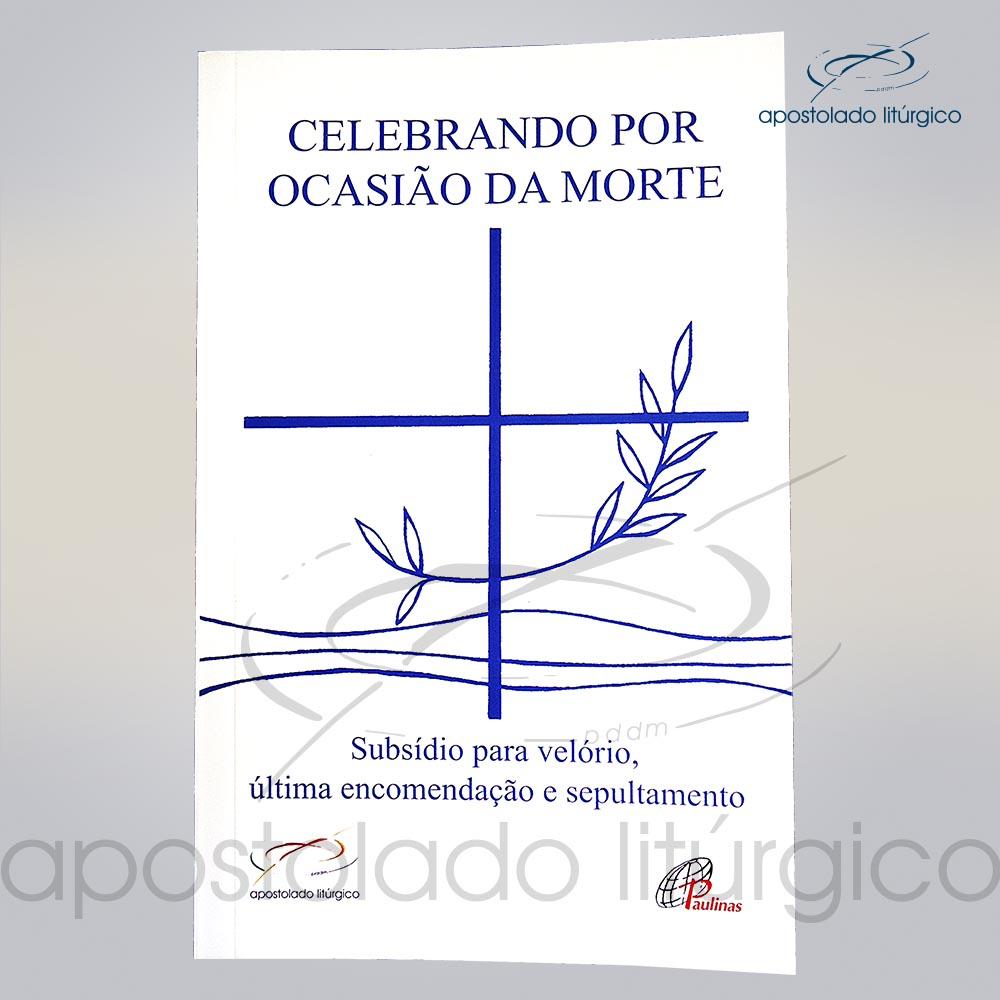 Livro Celebrando por Ocasiao da Morte