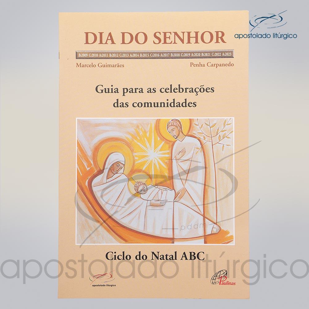 Livro Dia Do Senhor Natal ABC COD 05487-0000