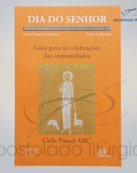 Livro Dia Do Senhor Pascoa anos ABC COD 05009-0000