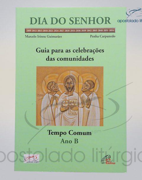 Livro Dia Do Senhor Tempo Comum ano B COD 05129-0000