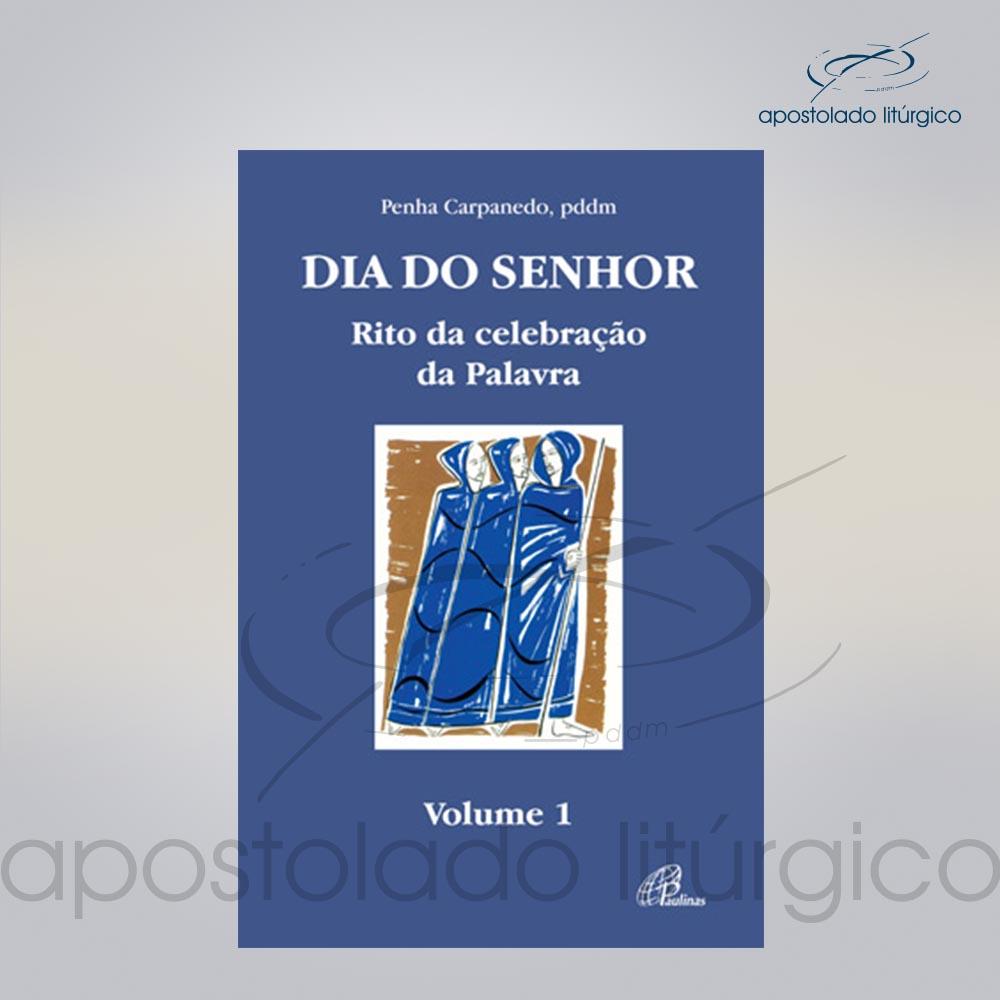 Livro Dia do Senhor Rito da Celebracao da Palavra COD 05079 0000 | Apostolado Litúrgico Brasil
