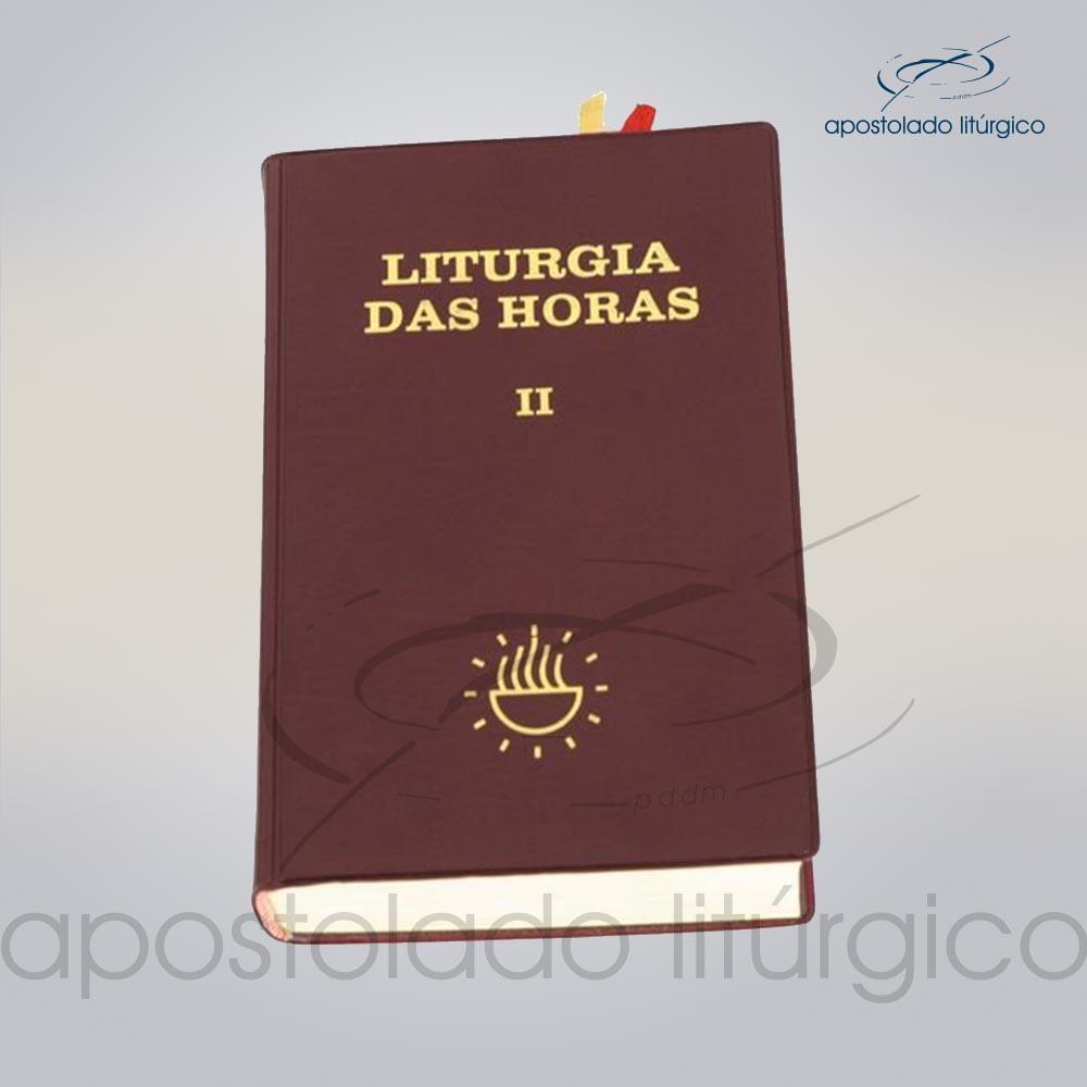 Livro Liturgia das Horas 2 COD 15350 0000 | Apostolado Litúrgico Brasil