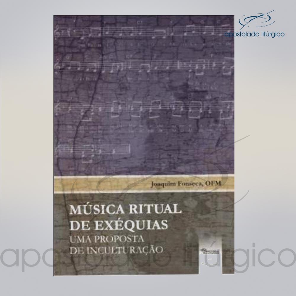 Livro Musica Ritual de Exequias um proposta de inculturação