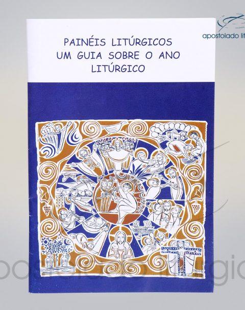 Livro Paineis Liturgicos COD 05148-0000