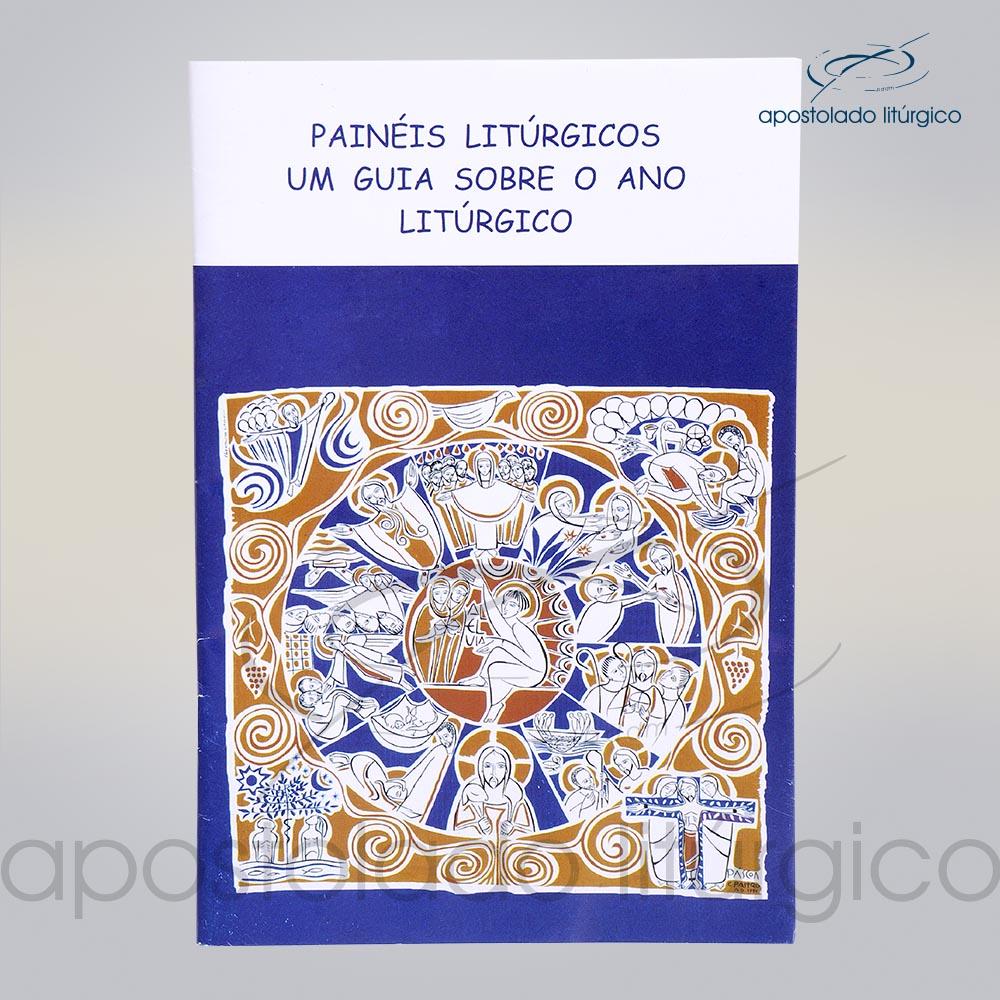 Livro Paineis Liturgicos COD 05148 0000 | Apostolado Litúrgico Brasil
