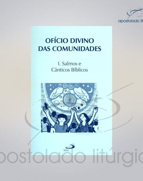 Livro Partitura do Oficio Divino das Comunidades 1 COD 05006-0000