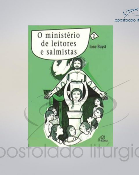 Livro Volume 2 – O Ministerio Leitores e Salmistas COD 05247-0000