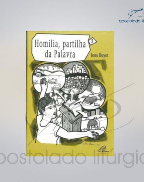 Livro Volume 3 – Homilia Partilha da Palavra COD 05246-0000