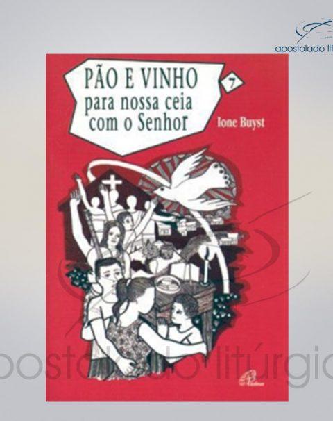 Livro Volume 7 – Pao e Vinho para nossa ceia com o Senhor COD 05407-0000