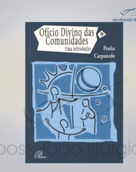 Livro Volume 9 – Uma Introducao ao Oficio Divino das Comunidades COD 20877-0000