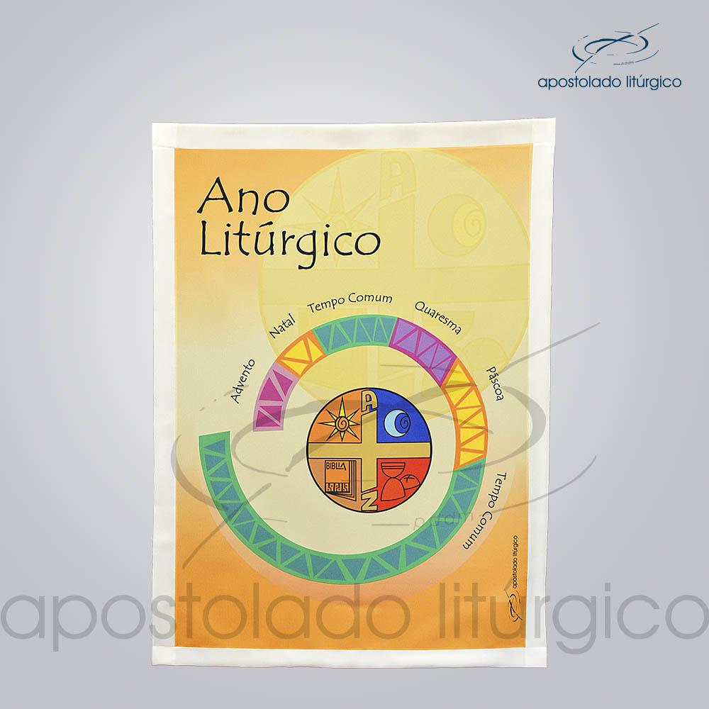 Painel Ano Liturgico | Apostolado Litúrgico Brasil