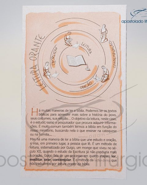 Subsidio Leitura Orante COD 05035-0000