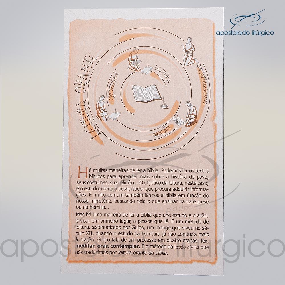 Subsidio Leitura Orante COD 05035 0000 | Apostolado Litúrgico Brasil