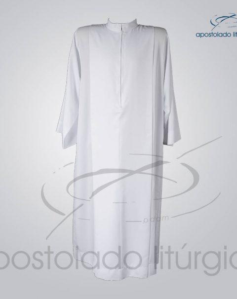 Tunica Tecido Inteligente Pregao Branca Frente – COD 3259