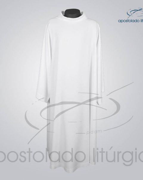 Tunica para Acolito Branca Frente 3 – COD 1141