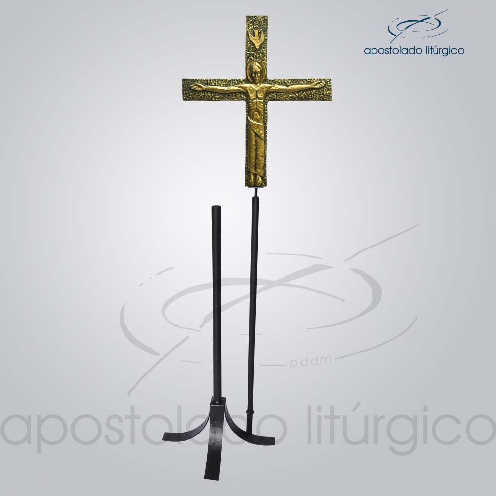Cruz Processional Lotus Grande 225cm