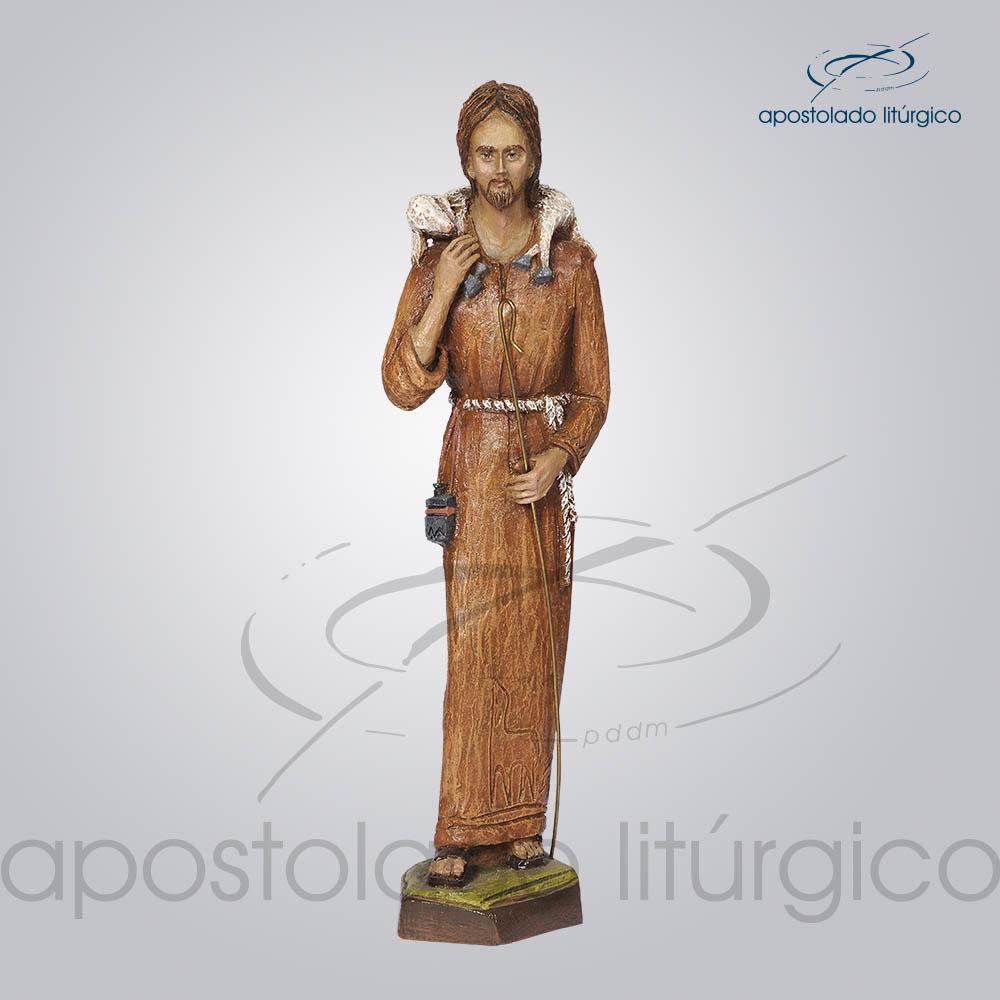 Imagem Bom Pastor de 30 cm | Apostolado Litúrgico Brasil