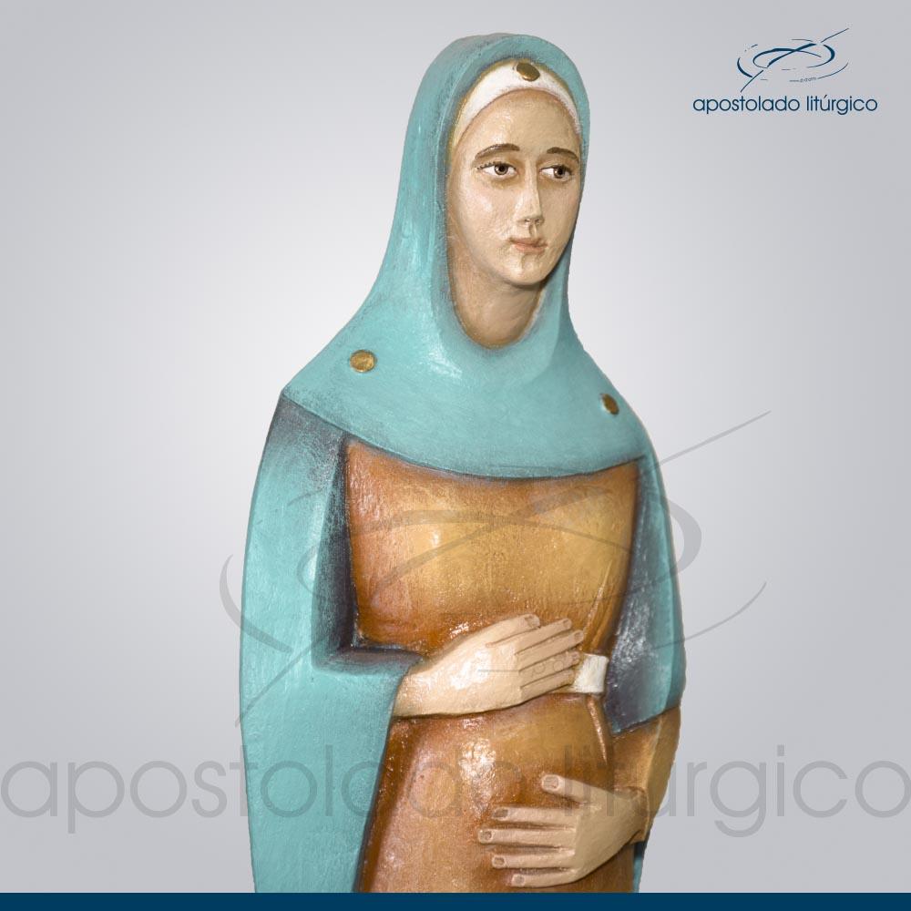 Imagem Nossa Senhora Mãe da Vida 35 cm