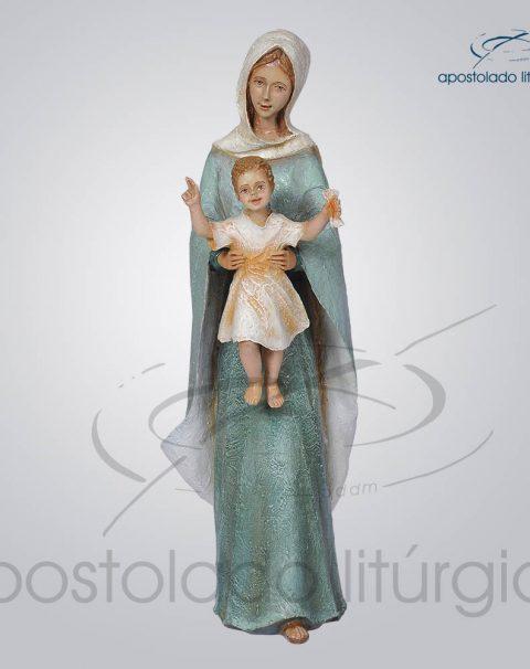 Imagem Rainha dos Apostolos 40cm Frente
