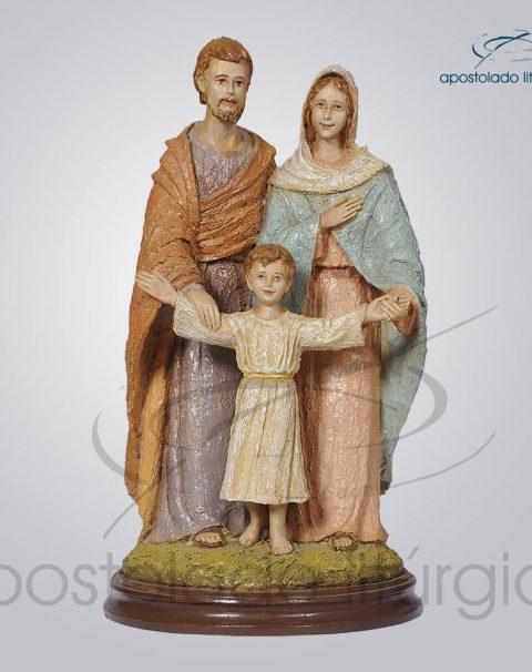 Imagem Sagrada Familia 25 cm Frente – COD 4065