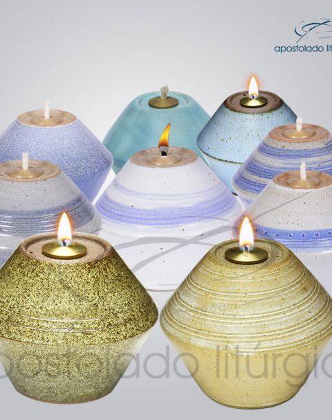 Indicador de Ceramica para Fluido 10 cm cores – COD 2177