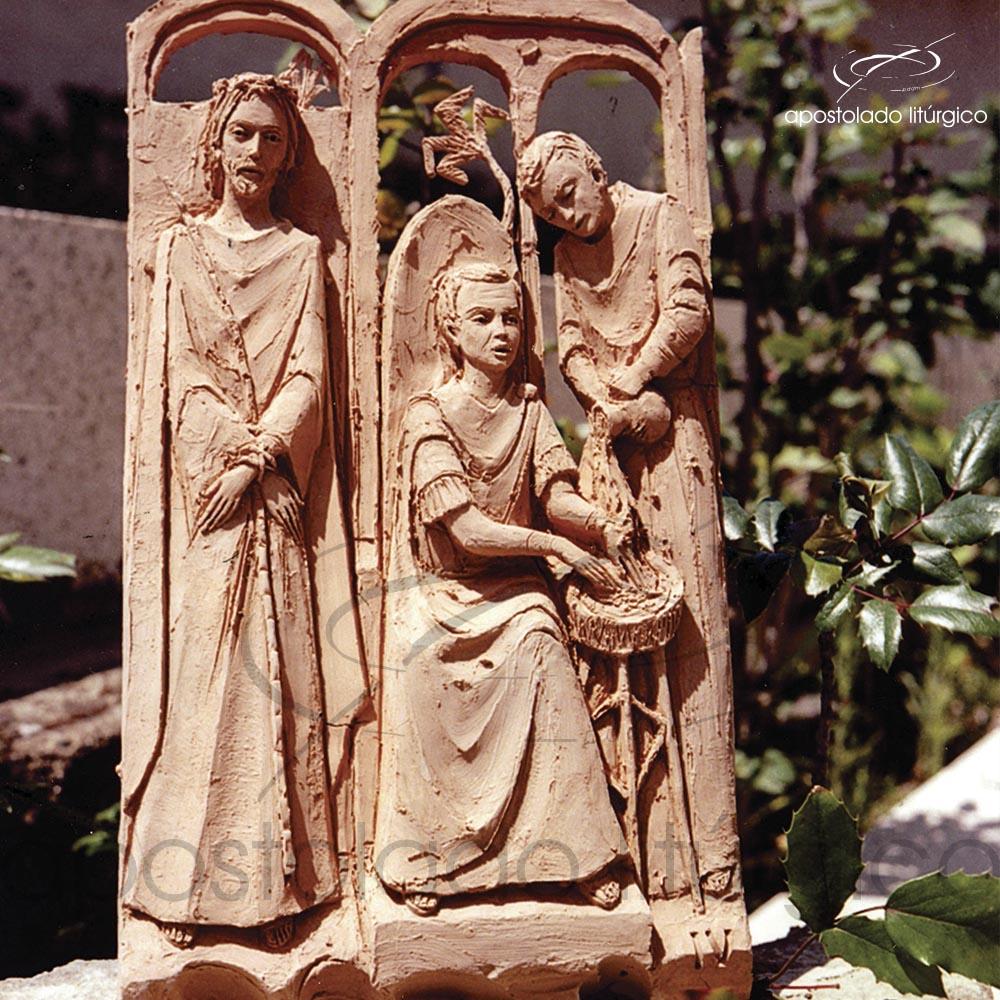 4 JESUS DIANTE DE PILATOS | Apostolado Litúrgico Brasil