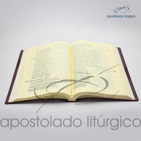 Livro Oficio Divino das Comunidades Terceira Edicao Livro Aberto cod 05010-0000