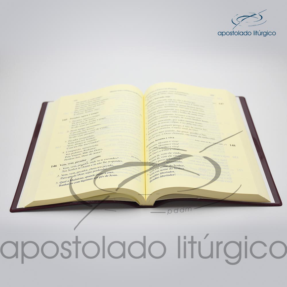 Livro Oficio Divino das Comunidades Terceira Edicao Livro Aberto cod 05010 0000 | Apostolado Litúrgico Brasil