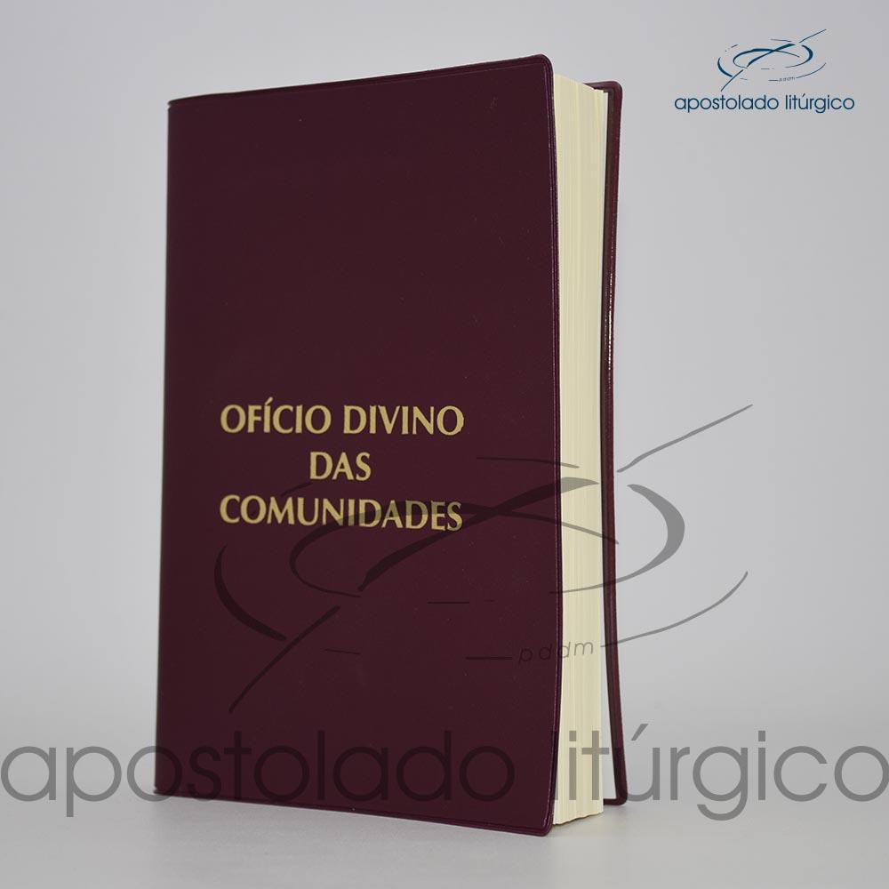 Livro Oficio Divino das Comunidades Terceira Edicao Livro em Pe Perfil cod 05010 0000 | Apostolado Litúrgico Brasil