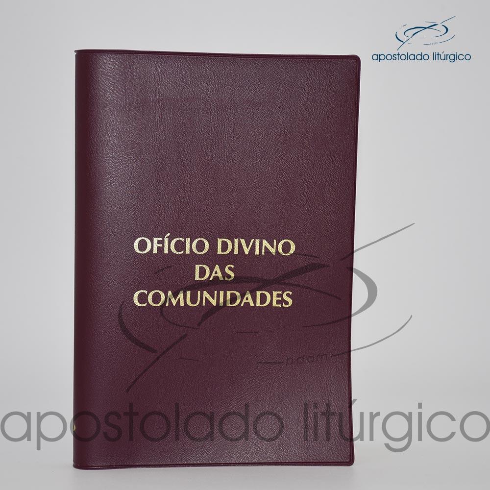 Livro Oficio Divino das Comunidades Terceira Edicao Livro em Pe cod 05010 0000 | Apostolado Litúrgico Brasil