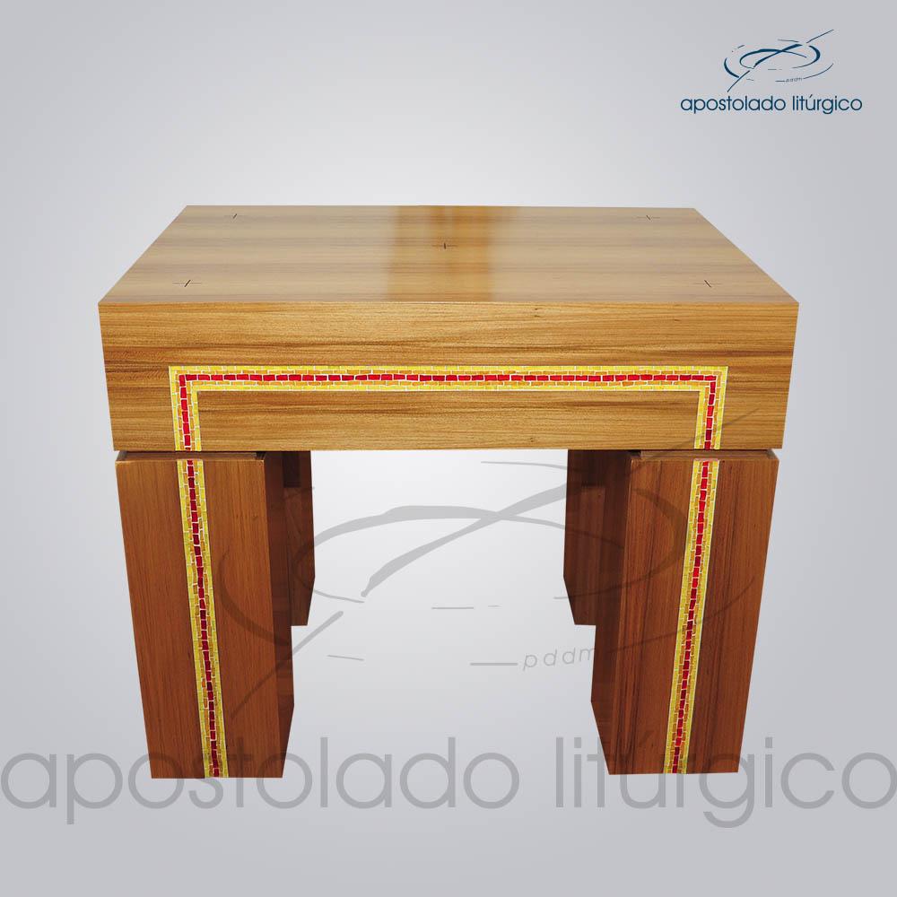 4153 Altar Mosaico 110x90x80 cm 2 | Apostolado Litúrgico Brasil