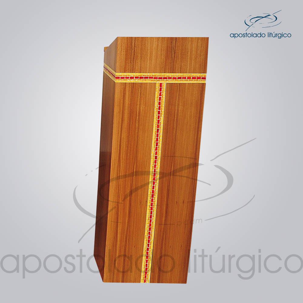 4154 Ambao Mosaico 118x40x30 cm | Apostolado Litúrgico Brasil