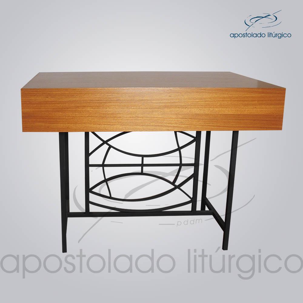 4199 Altar Ferro Peixe | Apostolado Litúrgico Brasil