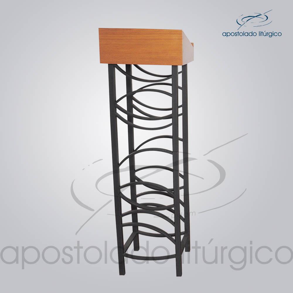 4200 Ambao Ferro Ondas 117x35x35 cm | Apostolado Litúrgico Brasil