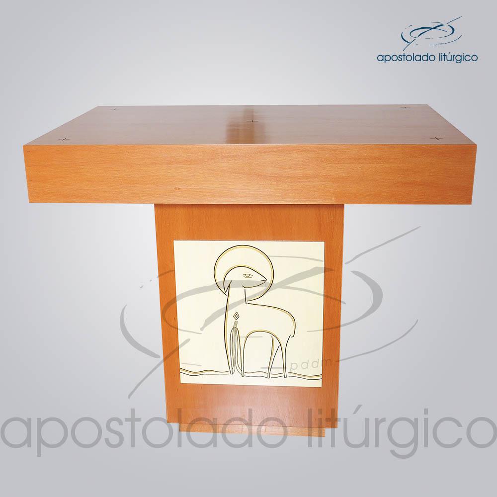 4220 Altar Apocalipse II 110X70X90 cm | Apostolado Litúrgico Brasil